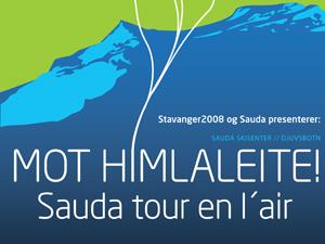 MOT HIMLALEITE! SAUDA TOUR EN L'AIR